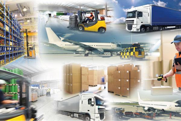 Spedition Stückgut Cargo Teilladung Komplettladung